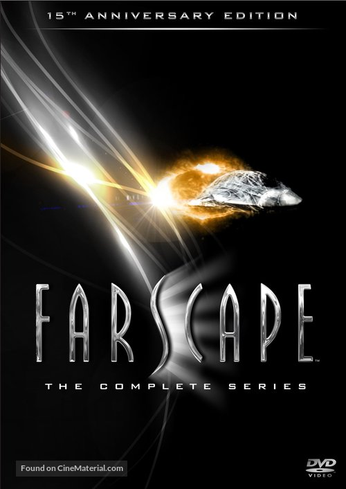 """Farscape"" - Movie Cover"