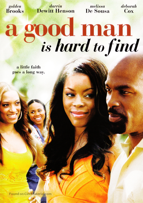 A Good Man Is Hard to Find - DVD movie cover