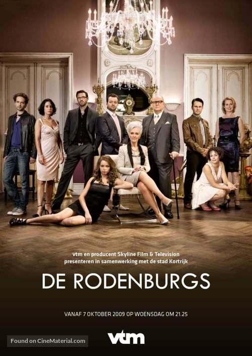 """""""De Rodenburgs"""" - Belgian Movie Poster"""