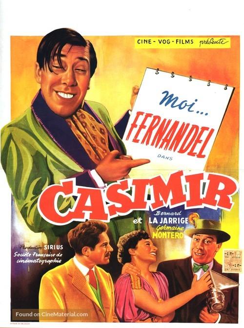 Casimir - Belgian Movie Poster