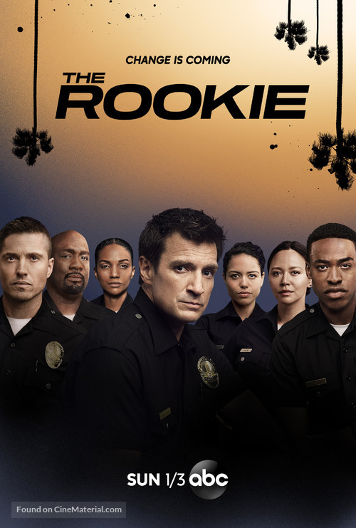 """""""The Rookie"""" - Movie Poster"""