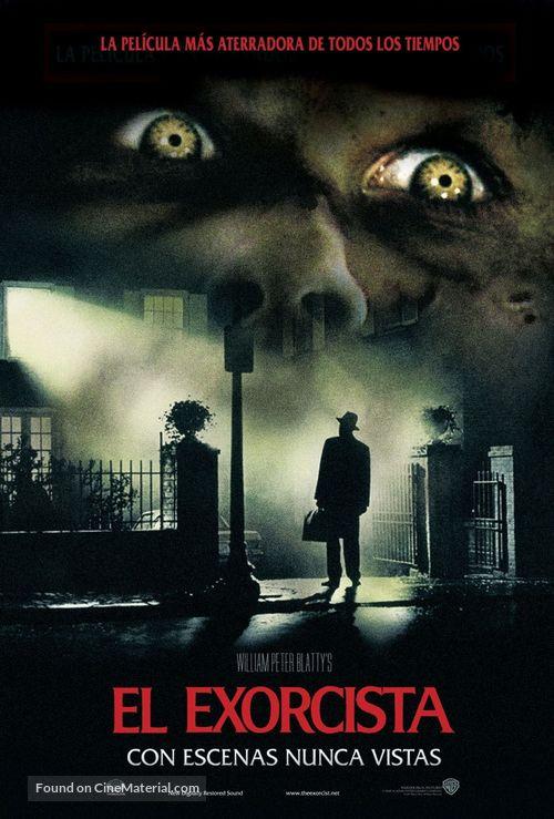 Exorcist movie poster