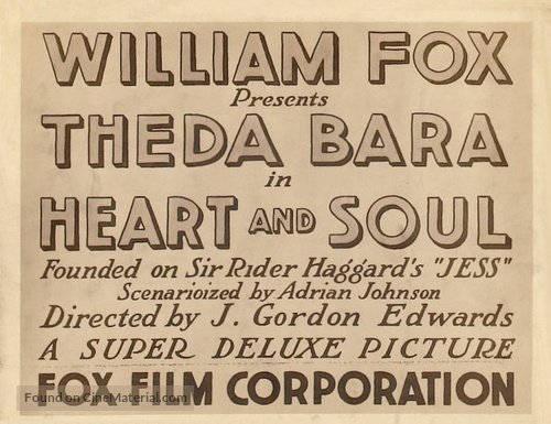 Heart and Soul - Movie Poster