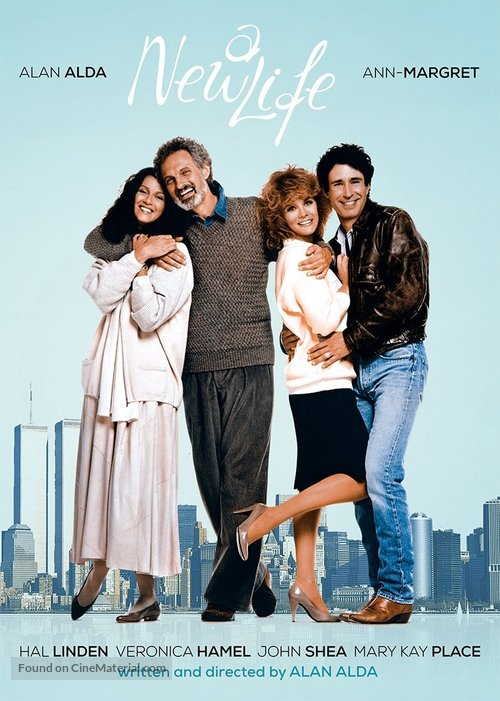 A New Life - DVD movie cover
