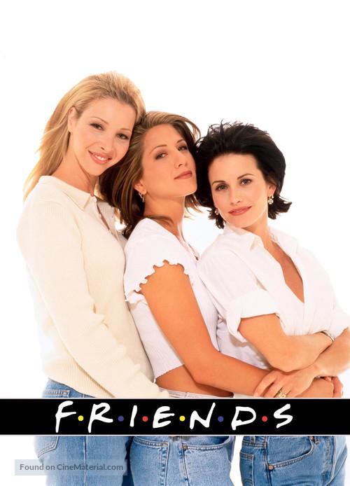 """Friends"" - DVD movie cover"