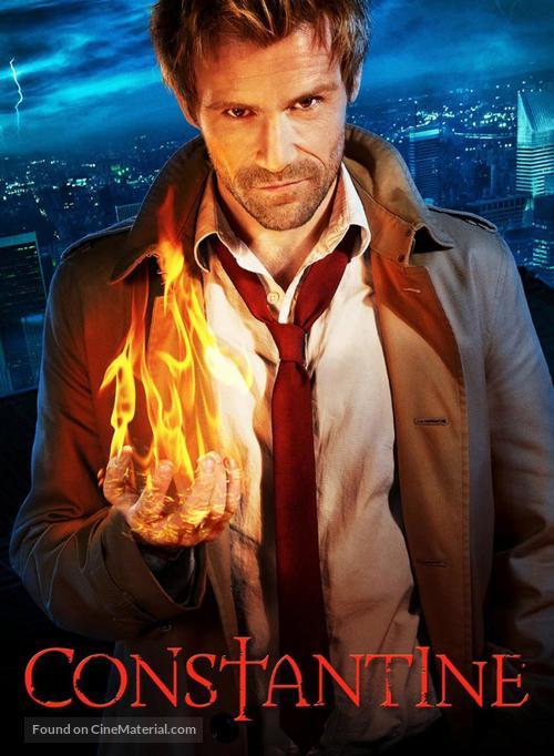 """Constantine"" - Movie Poster"