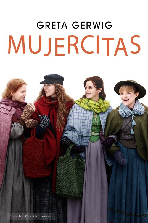 Little Women - Argentinian Video on demand movie cover
