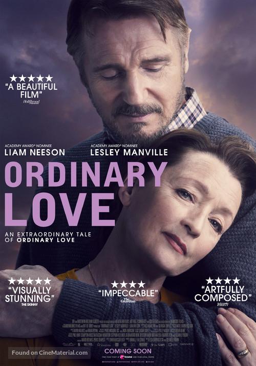 Ordinary Love - Bahraini Movie Poster