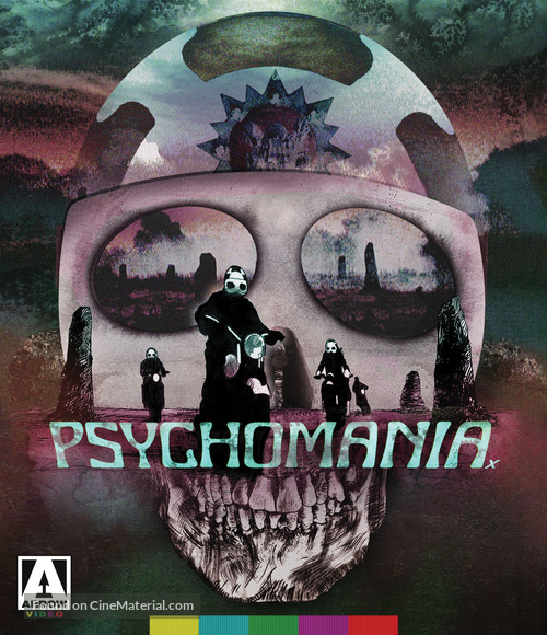 Psychomania - Movie Cover