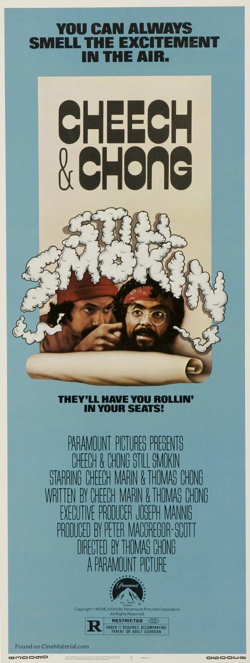 Still Smokin - Movie Poster