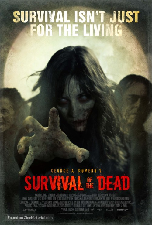 Survival of the Dead - Theatrical movie poster