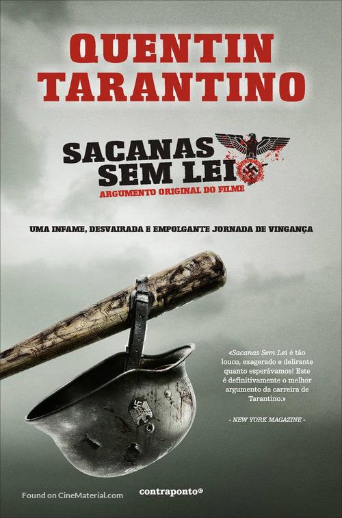 Inglourious Basterds - Portuguese Movie Poster