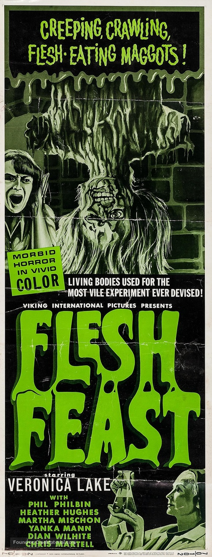 Flesh Feast - Movie Poster