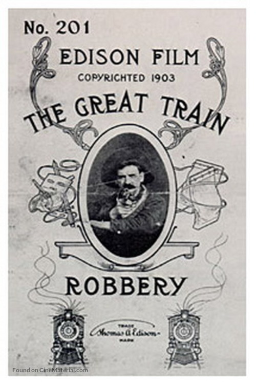 The Great Train Robbery - poster