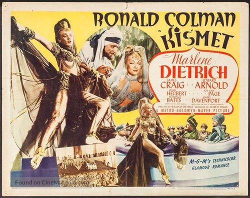 Kismet - Movie Poster