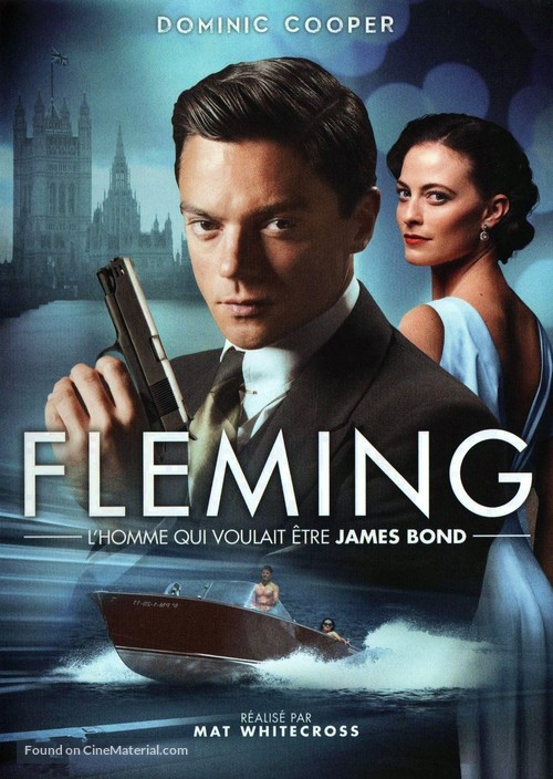 """Fleming"" - French DVD movie cover"