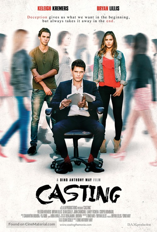 Casting - Movie Poster