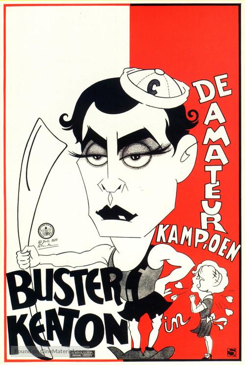 College - Dutch Movie Poster
