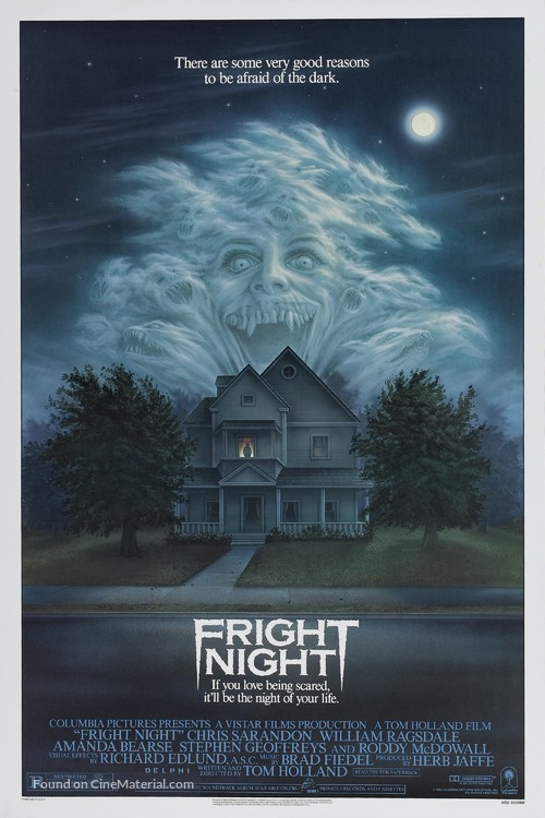 Fright Night - Theatrical movie poster