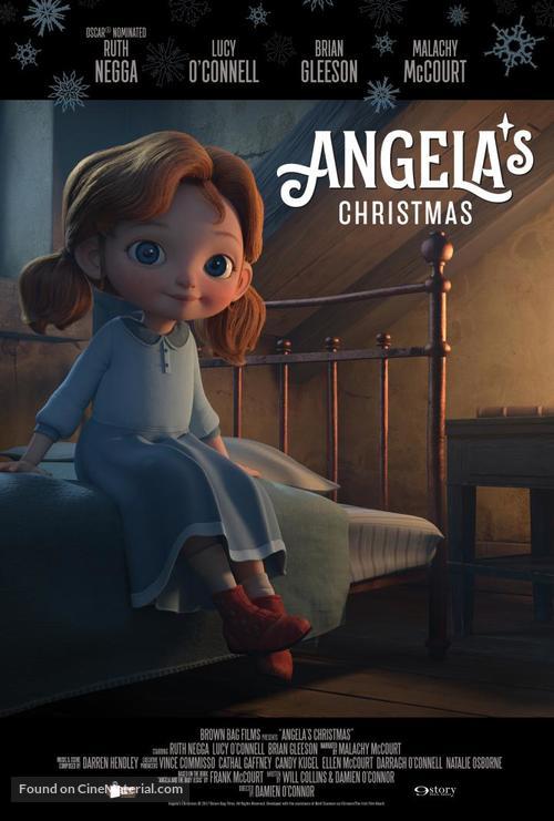 Angela's Christmas - Irish Movie Poster