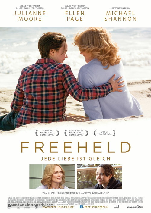 Freeheld - German Movie Poster