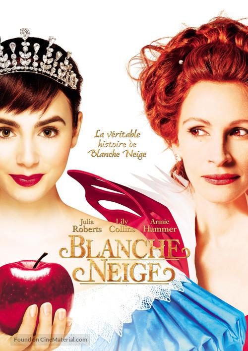 Mirror Mirror - French Movie Poster