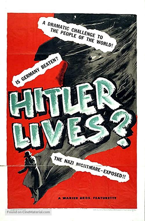 Hitler Lives - Movie Poster