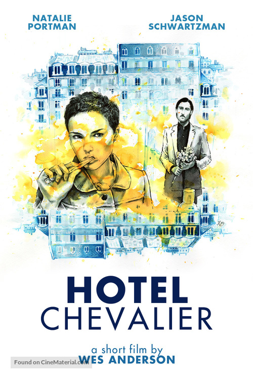 Hotel Chevalier - Movie Poster