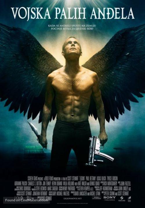 Legion - Serbian Movie Poster