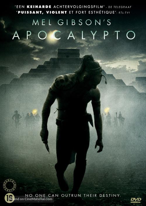 Apocalypto - Dutch Movie Cover