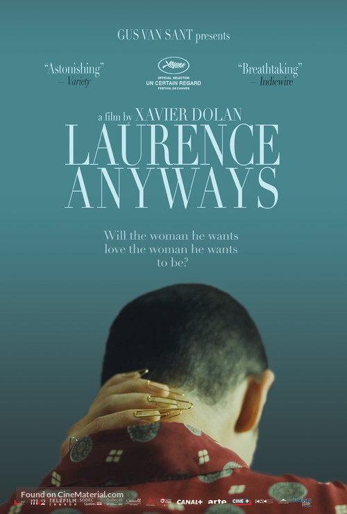 Laurence Anyways - Movie Poster