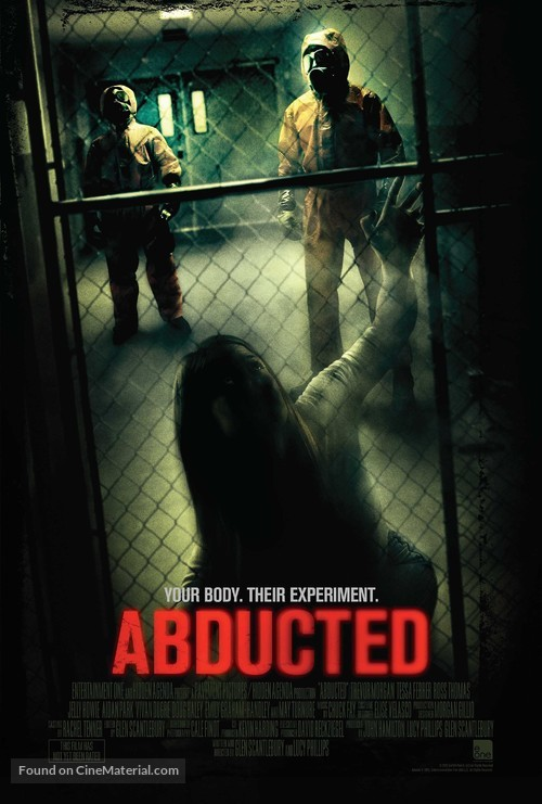 Abducted - Movie Poster