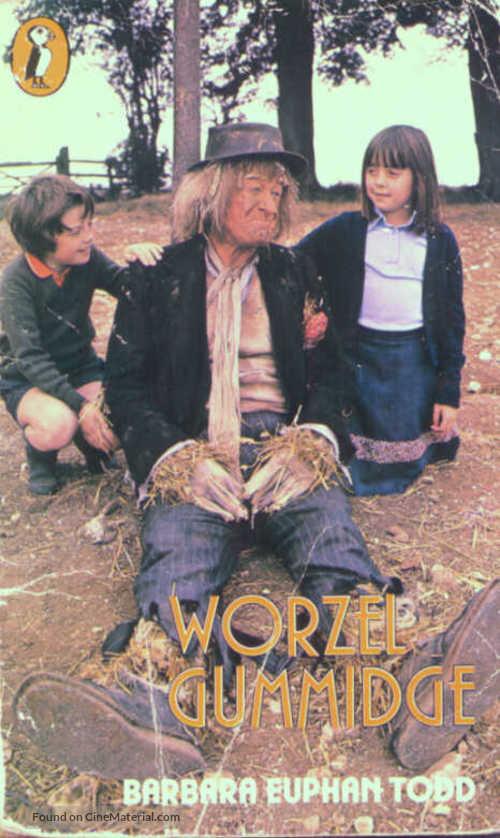"""""""Worzel Gummidge"""" - British Movie Cover"""
