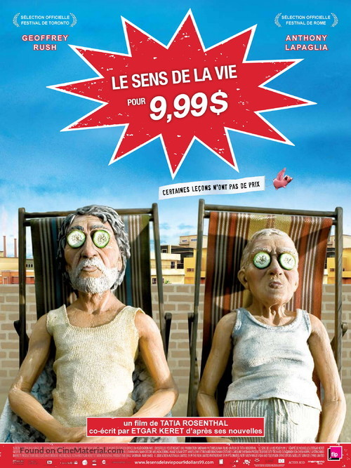 $9.99 - French Movie Poster