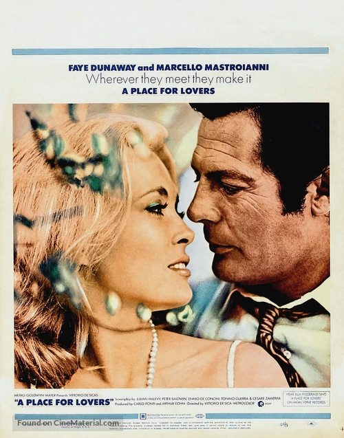 Amanti - Movie Poster