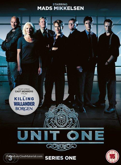 """Rejseholdet"" - British DVD movie cover"