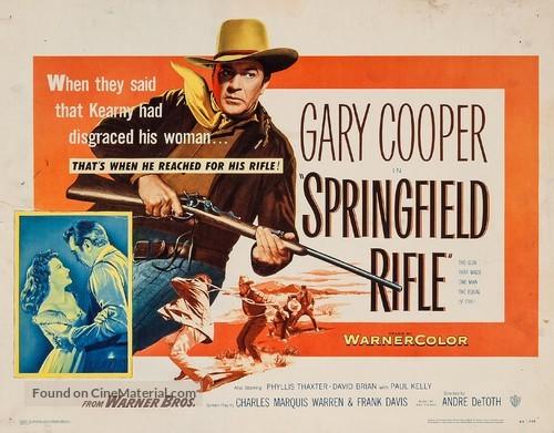 Springfield Rifle - Movie Poster