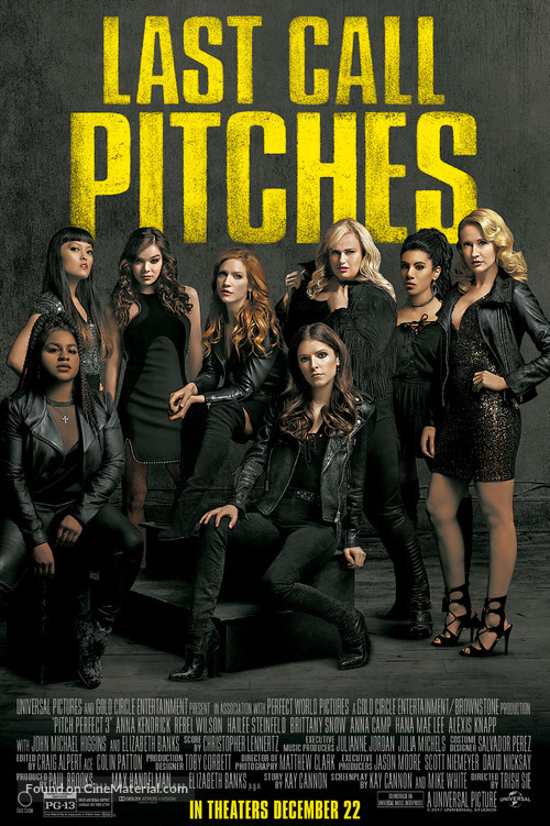 imdb pitch perfect 3