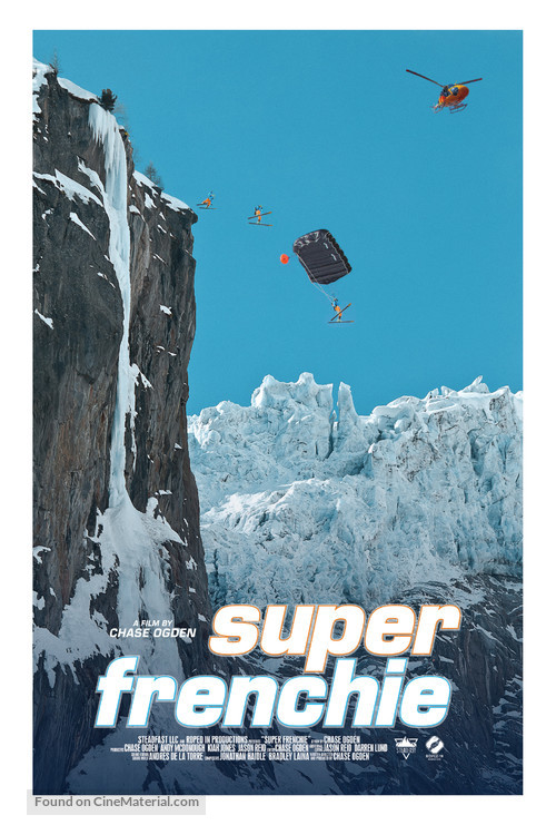 Super Frenchie - Movie Poster