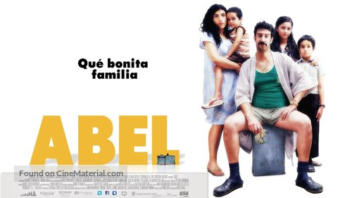 Abel - Mexican Movie Poster