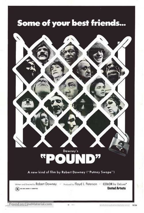 Pound - Movie Poster
