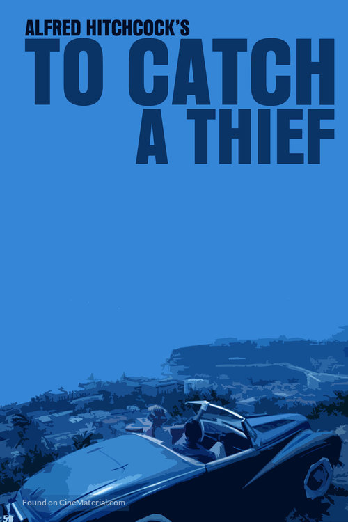 To Catch a Thief - Movie Cover