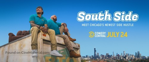 """""""South Side"""" - Movie Poster"""
