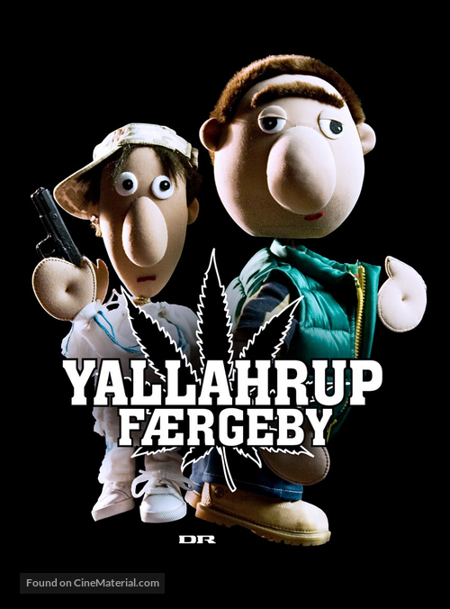 """Yallahrup Færgeby"" - Danish Movie Poster"