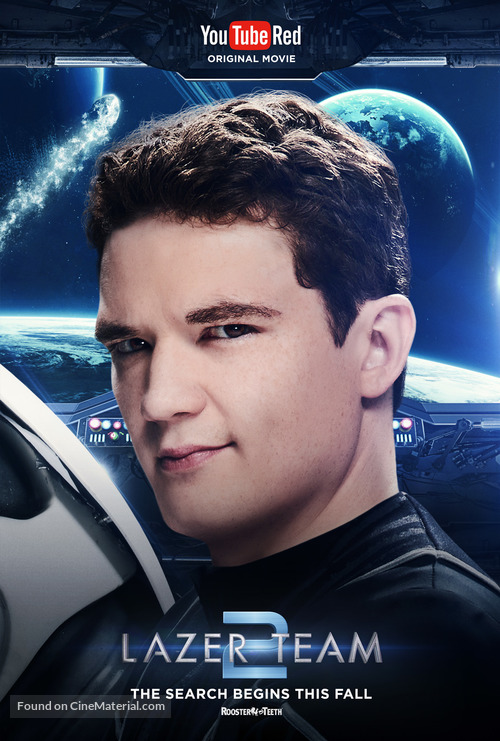 Lazer Team 2 - Movie Poster