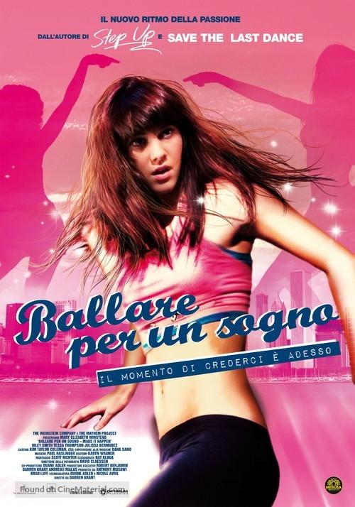 Make It Happen - Italian Movie Poster