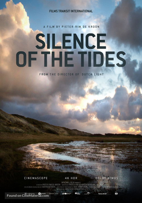 Silence Of The Tides - Dutch Movie Poster