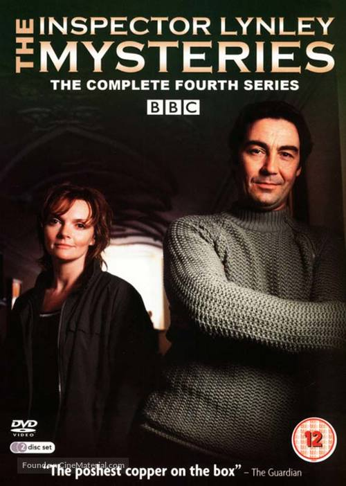 """""""The Inspector Lynley Mysteries"""" - British DVD movie cover"""