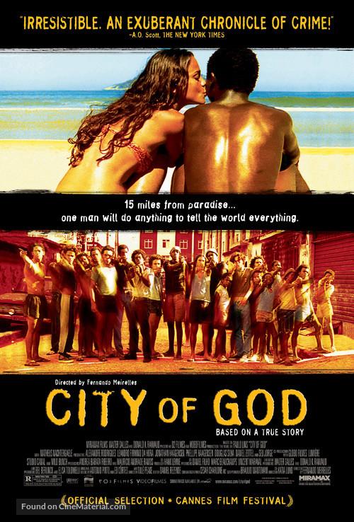 Cidade de Deus - Movie Poster