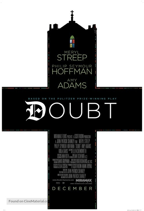 Doubt - Movie Poster
